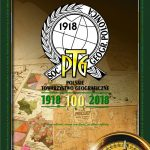 100 lat PTG plakat