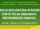 III Konferencja Naukowa z cyklu Turystyka wiejska – nauka, edukacja, praktyka