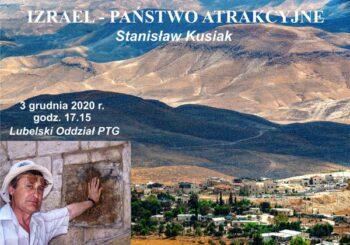 Reportaż pt. Izrael – państwo atrakcyjne