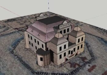 Wykład pt. Archiwalne mapy w wizualizacjach multimedialnych i interaktywnych