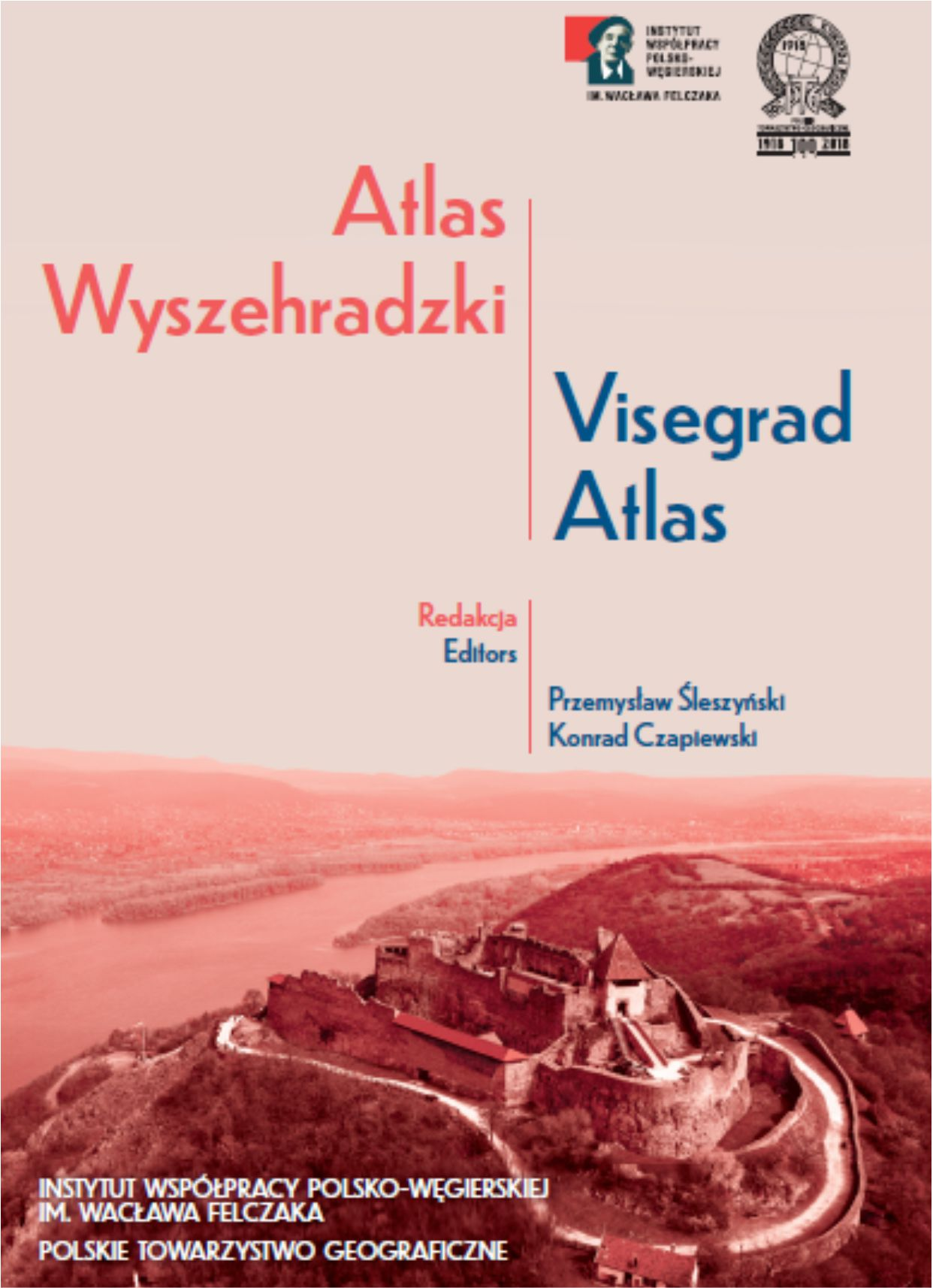 The Visegrad Atlas has been published