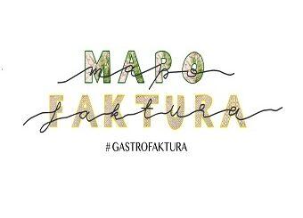 MapujeMY łódzką gastronomię – MapoFaktura 2021 GastroFaktura
