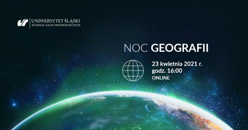 Noc Geografii w Uniwersytecie Śląskim