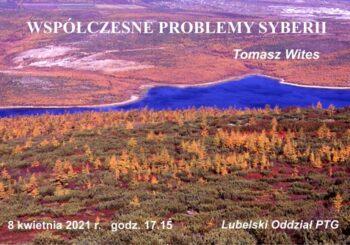 Wykład pt. Współczesne problemy Syberii